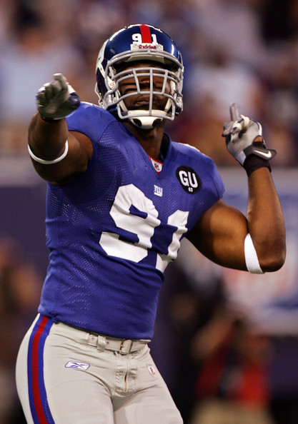 Are you ready for some FOOTBALL!!!!! Justin Tuck is!